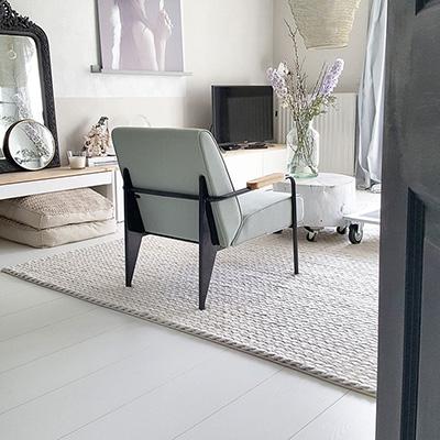 Een Nieuwe Witte Vloer Douwes Dekker